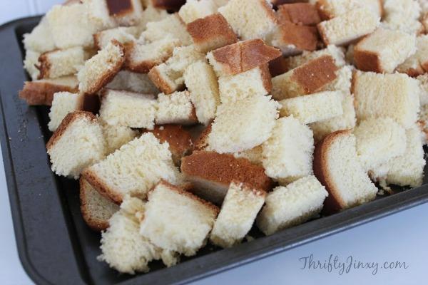 Cranberry Apple Walnut Dressing Bread