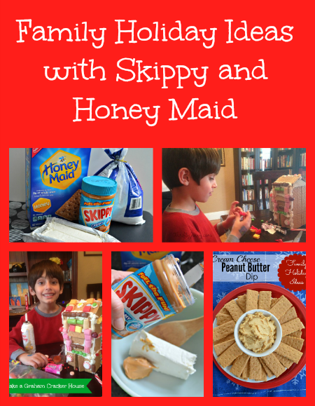 Family Holiday Ideas with Skippy and Honey Maid