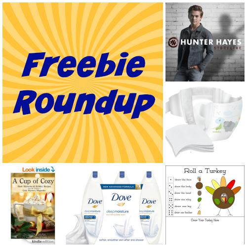 Freebie Friday Round-Up