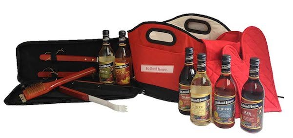 Holland House Grilling Kit Image