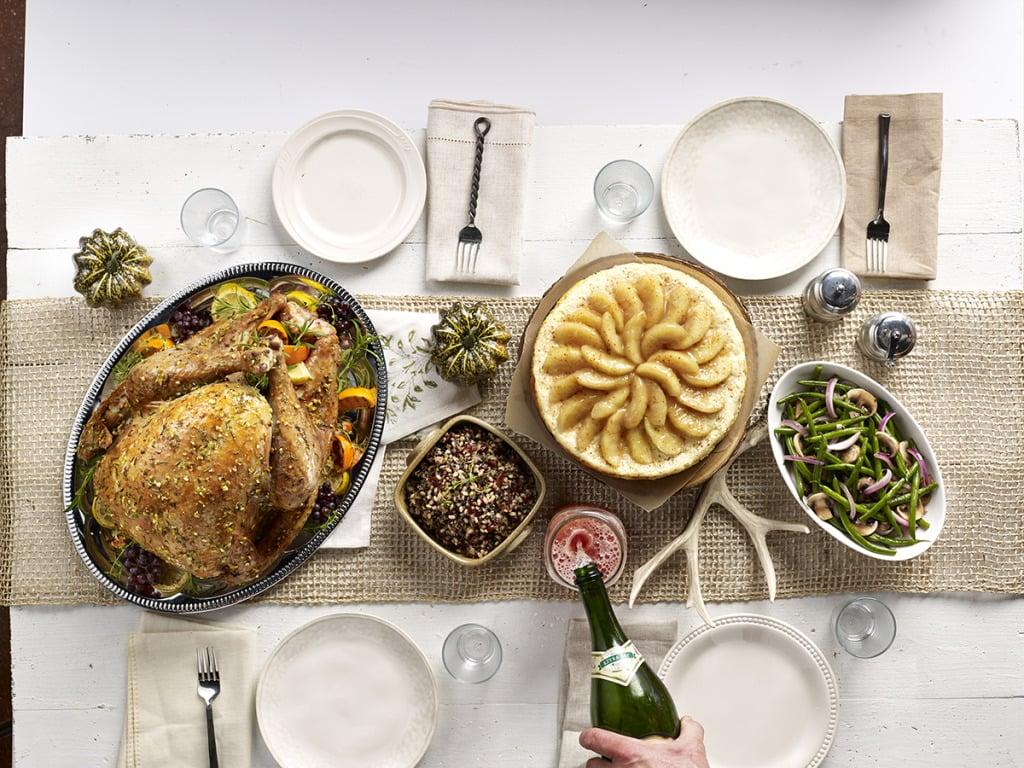 Jennie-O Classic Thanksgiving Menu