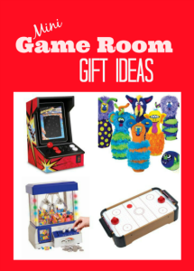 Amazon: Game Room Gift Ideas