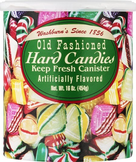 Old Fashioned Hard Candies