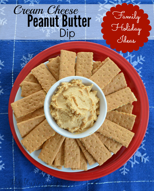 Peanut Butter Cream Cheese Dip Recipe