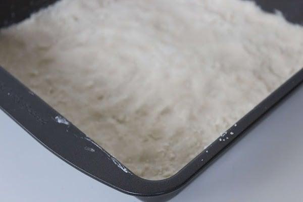 Pecan Pie Bars Crust
