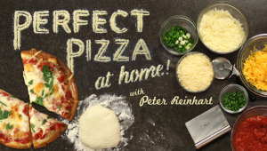 FREE Pizza Making Mini Class from Craftsy