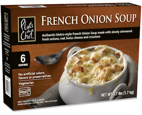 Plats du Chef French Onion Soup Costco