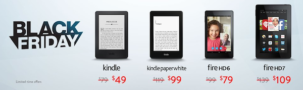Kindles On Sale As Low as $49!!