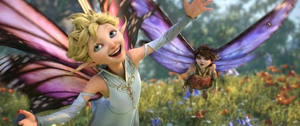 Strange Magic Trailer from Lucasfilm Just Released