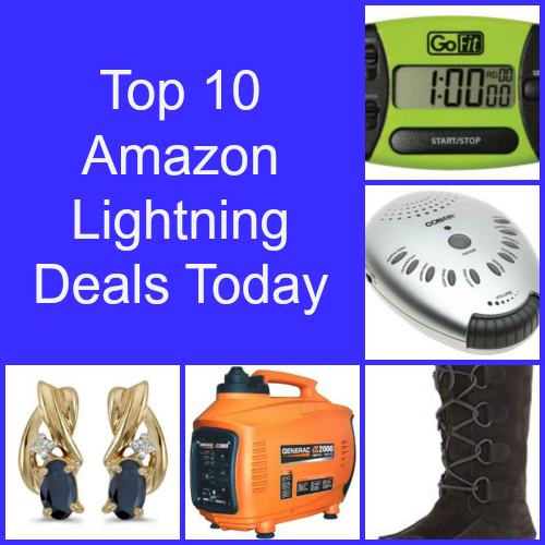 Top deals on amazon today