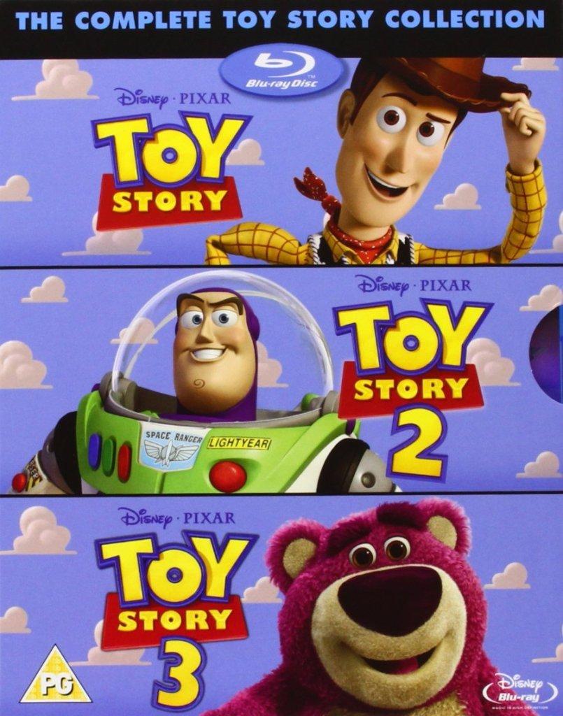 Toy Story Box Set