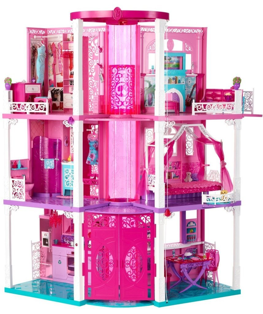 Amazon Barbie Dream House