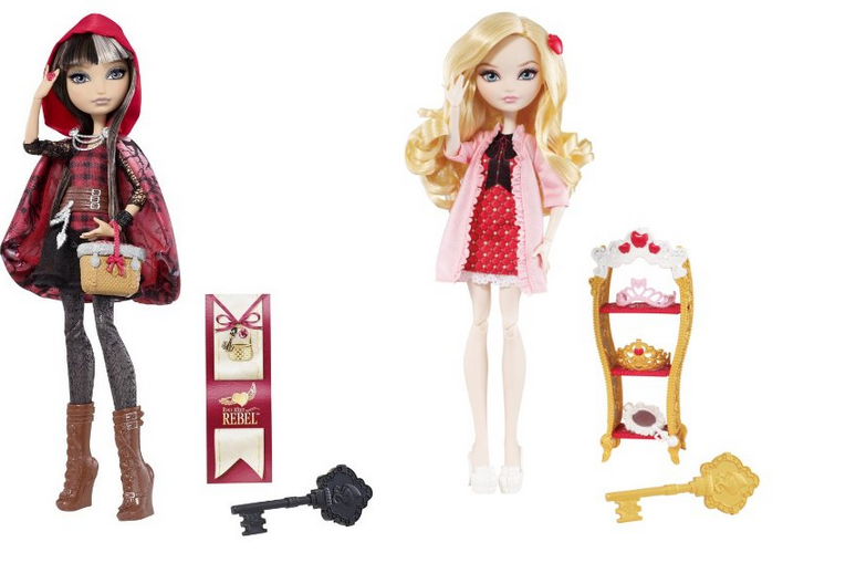 Monster High Dolls and Toys Starting at $7.50 Each from Amazon!