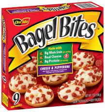 $1.50/3 Bagel Bites Coupon + Target Coupon = $.99 Each!
