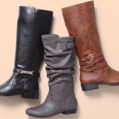 0b2bf630a106 BOGO Women s Boots at Payless – Starting at  16.49!