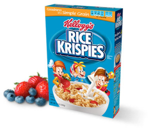 $1.49 Rice Krispies Cereal at Walgreens + Recipe for Smores Treats!