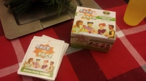 Face to Face: Dinner Party Edition Review + Reader Giveaway