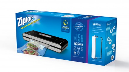 ziploc brand vacuum sealer system reduce food waste and seal in freshness a coupon. Black Bedroom Furniture Sets. Home Design Ideas