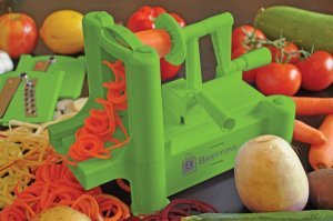 2014 Holiday Gift Guide: Brieftons Veggie Spiralizers + Reader Giveaway
