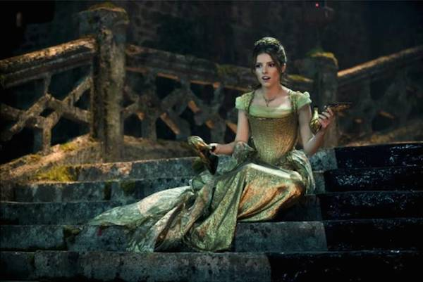 Anna Kendrick singing On the Steps of the Palace