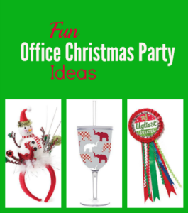 Fun Office Christmas Party Ideas