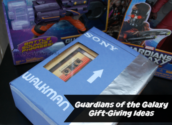Guardians of the Galaxy Gift-Giving Ideas #OwntheGalaxy