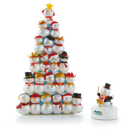 hallmarks interactive musical christmas concert snowmen review