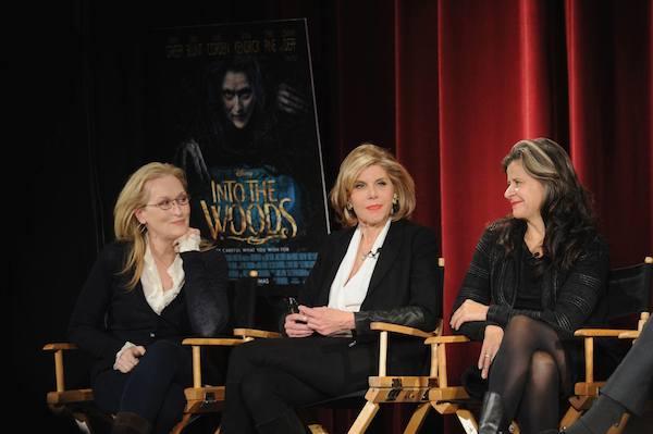 Meryl Streep, Christine Baranski and Tracey Ullman
