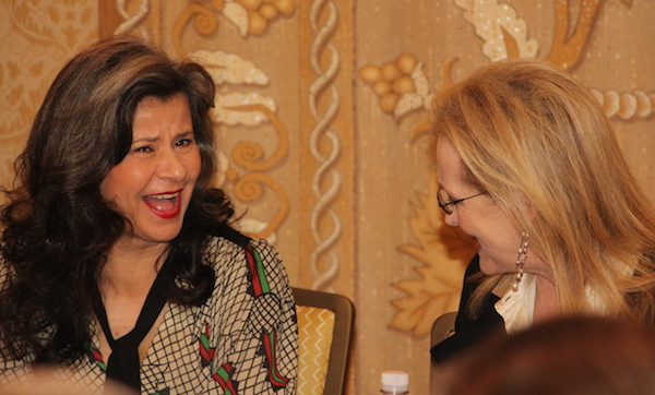 Meryl Streep and Tracey Ullman