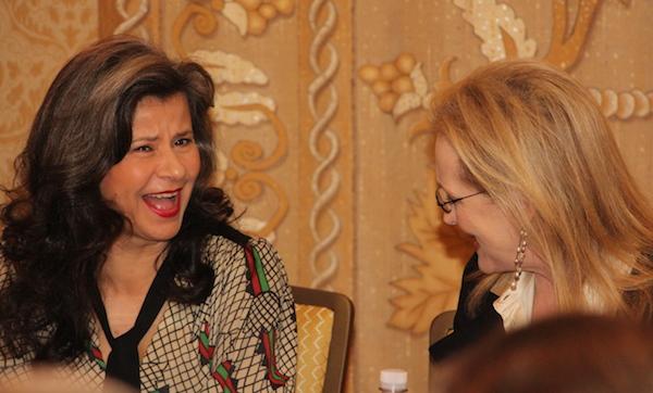 Meryl Streep and Tracey Ullman