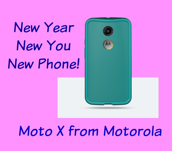 New Year, New You, New Phone! Customize a Moto X from Motorola