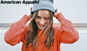 American Apparel – Half Off All Clothing & Accessories