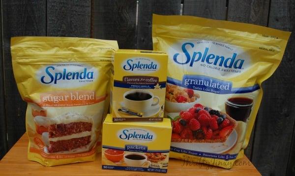 Splenda Baking