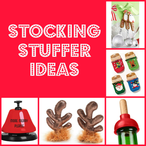 Gift Guide: Stocking Stuffer Ideas