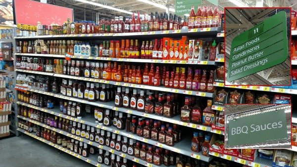 Tabasco at Walmart