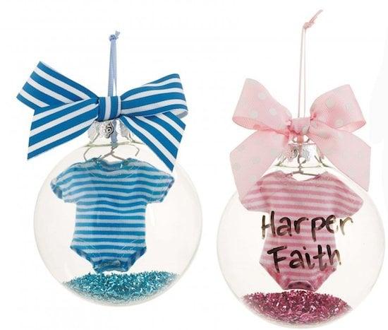 Unique Christmas Ornaments unique christmas ornaments - thrifty jinxy
