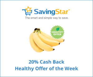 Save 20% on Fresh Bananas PLUS 30 Banana Recipes