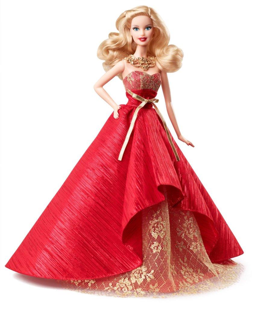 amazon holiday barbie