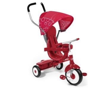 Radio Flyer 4-in-1 Trike only $47.39! (reg $110)