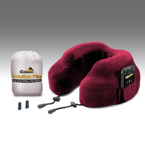 Holiday Gift Guide: Cabeau Neck Pillows