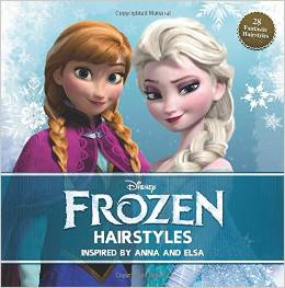 Disney Frozen and Princess Hairstyles