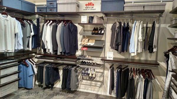 Elfa Closets Container Store