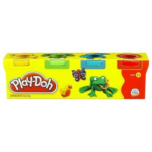 $1/1 Play-Doh Coupon = $1.96 4-Pack at Walmart and Target!