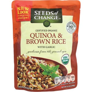 $1.50/1 Seeds of Change Organic Rice Coupon + Rebate = $.28 at Walmart