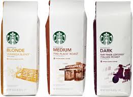 $4/3 Starbucks Bagged Coffee Coupon + Gift Card Promo = $2.32 at Target!