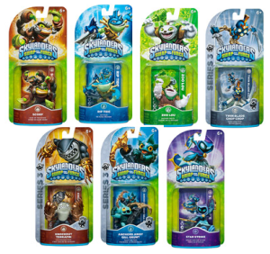 Skylander Swap Force Character Packs only $5 Each! (reg $10)