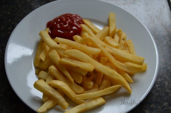 Avalon Bay Air Fryer French Fries