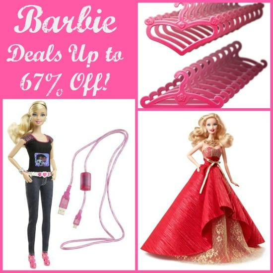 Barbie Deals