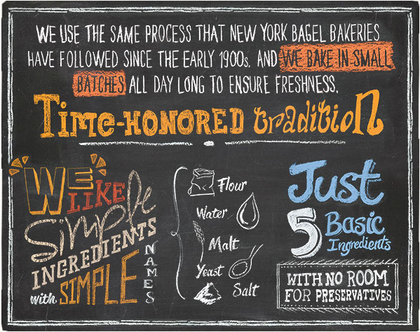 Bruegger's Bagels Behind the Taste Videos + Reader Giveaway