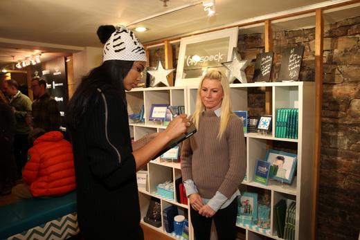 Chanel Iman Sundance Speck